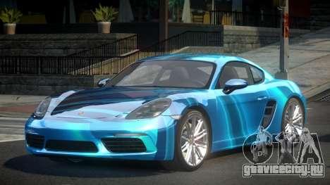 Porsche 718 U-Style S3 для GTA 4