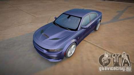 Dodge Charger Hellcat 2020 для GTA San Andreas