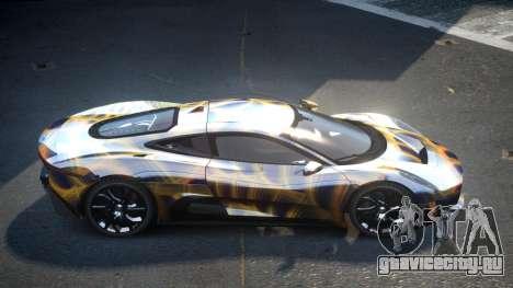 Jaguar C-X75 SP-U S9 для GTA 4