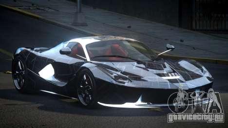 Ferrari LaFerrari US S3 для GTA 4