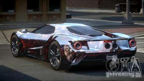 Ford GT GST S3 для GTA 4