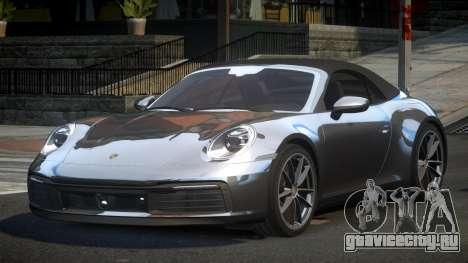 Porsche Carrera ERS для GTA 4