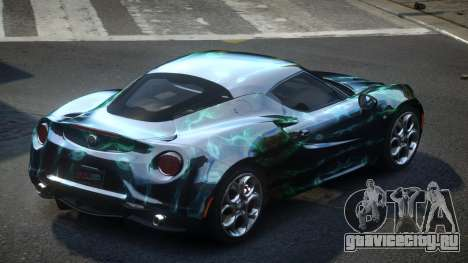Alfa Romeo 4C U-Style S2 для GTA 4