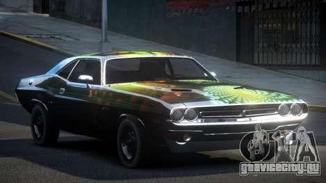 Dodge Challenger BS-U S6 для GTA 4