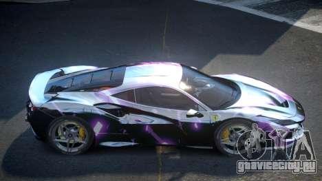Ferrari F8 BS-R S7 для GTA 4