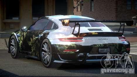 Porsche 911 GS GT2 S4 для GTA 4