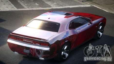 Dodge Challenger SP 392 S9 для GTA 4
