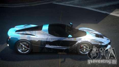Ferrari LaFerrari PSI-U S7 для GTA 4