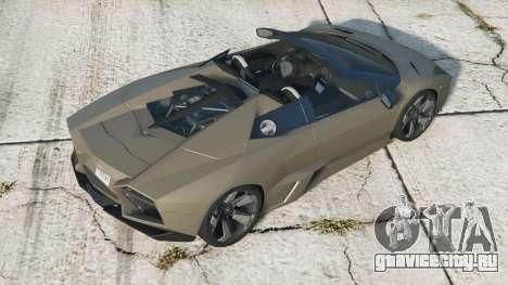 Lamborghini Reventon Roadster 2009〡add-on