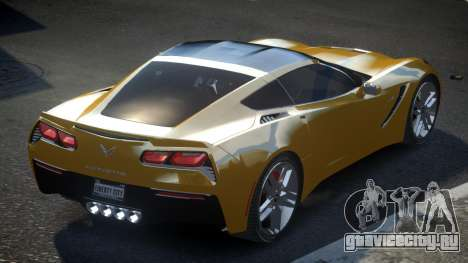 Chevrolet Corvette BS Z51 для GTA 4