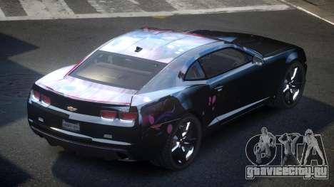 Chevrolet Camaro BS-U S1 для GTA 4