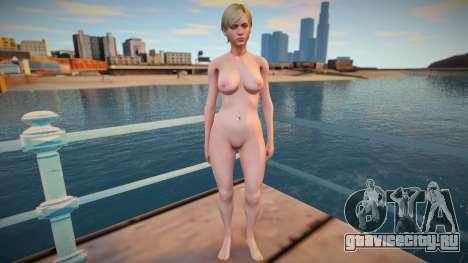 Sherry Nude skin для GTA San Andreas