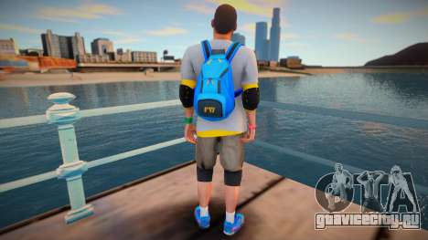 Skater 2 для GTA San Andreas
