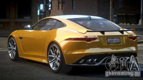 Jaguar F-Type U-Style для GTA 4