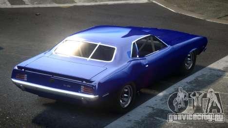 Plymouth Cuda SP Tuning для GTA 4