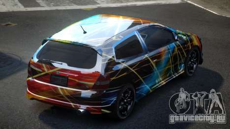 Honda Civic U-Style S8 для GTA 4