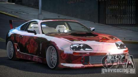Toyota Supra iSI S1 для GTA 4