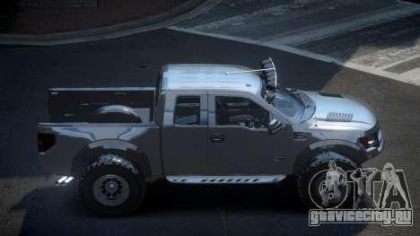 Ford F-150 Raptor GS для GTA 4