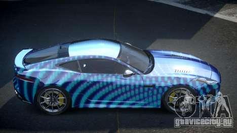 Jaguar F-Type U-Style S5 для GTA 4
