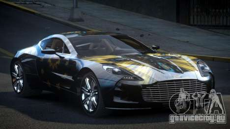 Aston Martin BS One-77 S9 для GTA 4