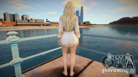 Helena Velvet для GTA San Andreas