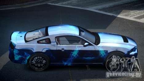 Shelby GT500 GST-U S9 для GTA 4