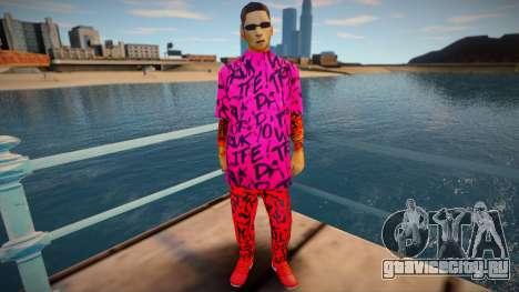 Wuzimu Fashion для GTA San Andreas