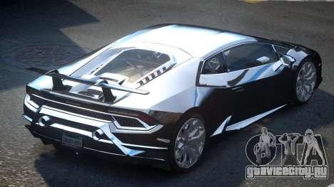 Lamborghini Huracan BS-Z для GTA 4
