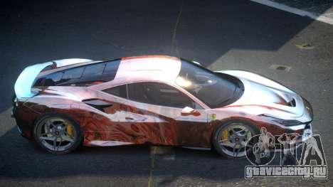 Ferrari F8 BS-R S4 для GTA 4