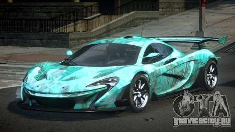 McLaren P1 GST Tuning S4 для GTA 4