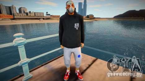 J-Dog для GTA San Andreas