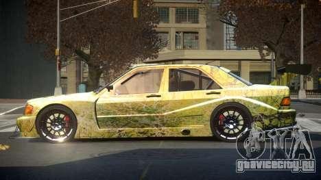 Mercedes-Benz 190E GST-U S10 для GTA 4