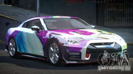 Nissan GT-R GS-S S1 для GTA 4