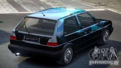 Volkswagen Golf SP-U S10 для GTA 4