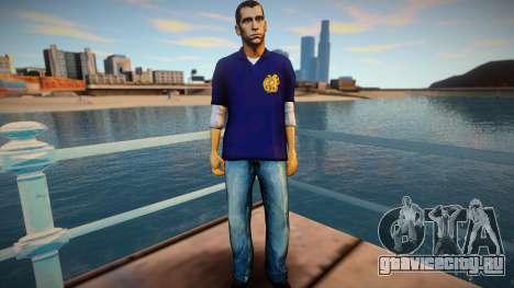 Mkhitaryan для GTA San Andreas