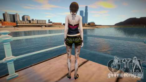 Misaki Asou для GTA San Andreas