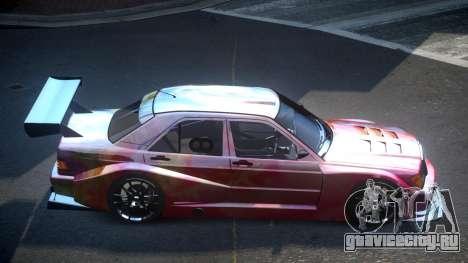 Mercedes-Benz 190E GST-U S7 для GTA 4