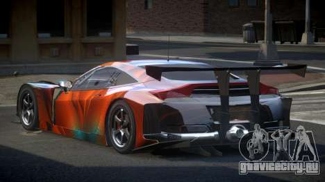 Honda HSV US S9 для GTA 4