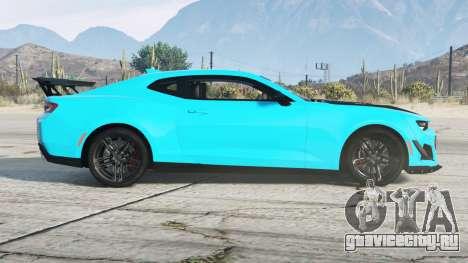 Chevrolet Camaro ZL1 1LE 2018〡add-on v2.0