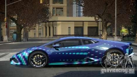 Lamborghini Huracan GST S5 для GTA 4