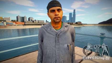 New Wmymech для GTA San Andreas