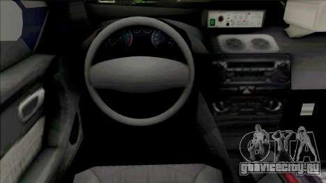 Police Civic Cruiser для GTA San Andreas