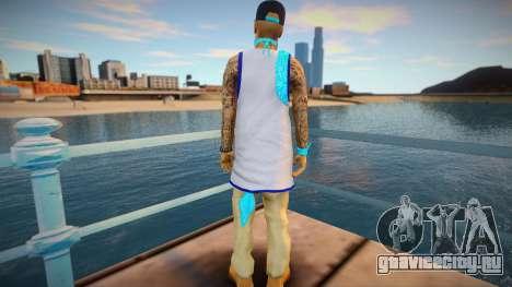 Gangsta latinos v1 для GTA San Andreas