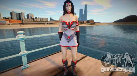 Wonder Woman Red Son для GTA San Andreas