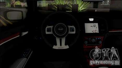 Chrysler 300C 2011 (SA Lights) для GTA San Andreas