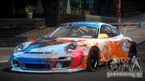 Porsche 911 PSI R-Tuning S3 для GTA 4