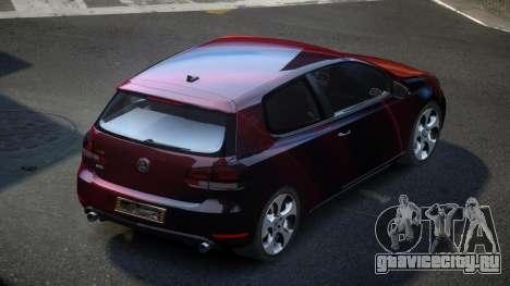 Volkswagen Golf GST S6 для GTA 4