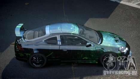 Honda Integra SP S2 для GTA 4