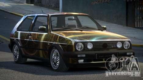 Volkswagen Golf SP-U S6 для GTA 4