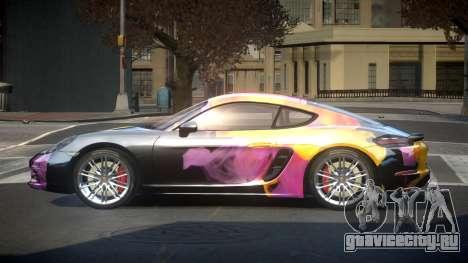 Porsche 718 U-Style S4 для GTA 4